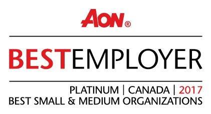 2017 Best Small and Medium Employers in Canada