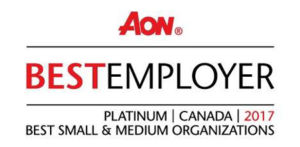 aon best employer stamp