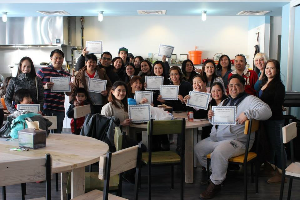hans ki participants with certificates